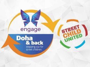Street Child United Doha and Back logo