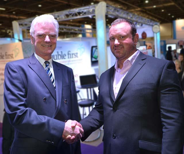 Piers du Pre Double First Scott Parkin Formative Data Solutions