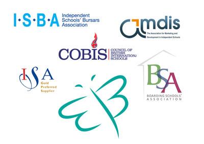 BSA ISBA AMDIS COBIS ISA logos